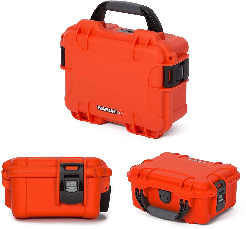 lasertag bomb orange